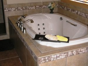 Bathtub Tiling