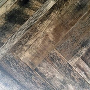 Wood-Look Floor Tile